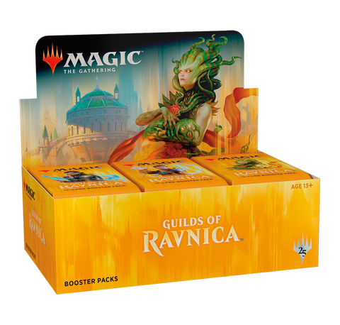 Guilds of Ravnica Booster Display EN - OutpostGaming - Stay Safe
