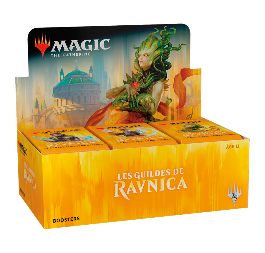 Les Guildes de Ravnica Booster Display FR - OutpostGaming - Stay Safe