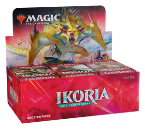 Ikoria: Lair of Behemoths Booster Display EN - OutpostGaming - Stay Safe