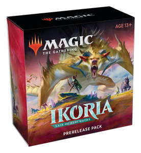 Ikoria: Lair of Behemoths Prerelease Pack EN - OutpostGaming - Stay Safe