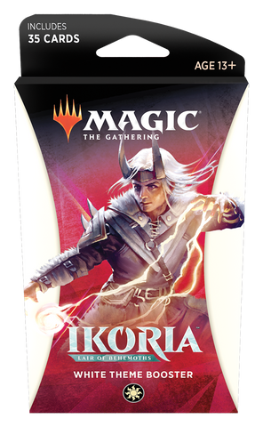Ikoria: Lair of Behemoths Theme Booster White EN - OutpostGaming - Stay Safe
