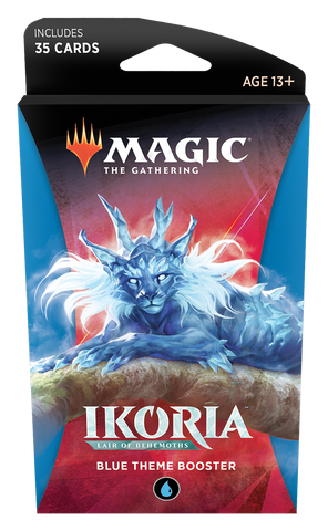 Ikoria: Lair of Behemoths Theme Booster Blue EN - OutpostGaming - Stay Safe