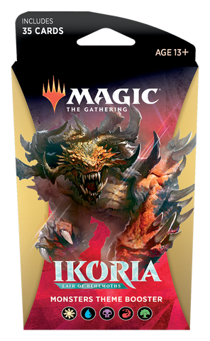 Ikoria: Lair of Behemoths Theme Booster Monsters EN - OutpostGaming - Stay Safe