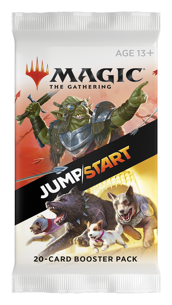 Jumpstart Booster EN - OutpostGaming - Stay Safe