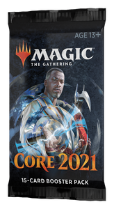Core Set 2021 Booster EN - OutpostGaming - Stay Safe