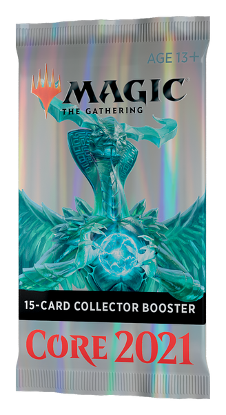Core Set 2021 Collector Booster FR - OutpostGaming - Stay Safe