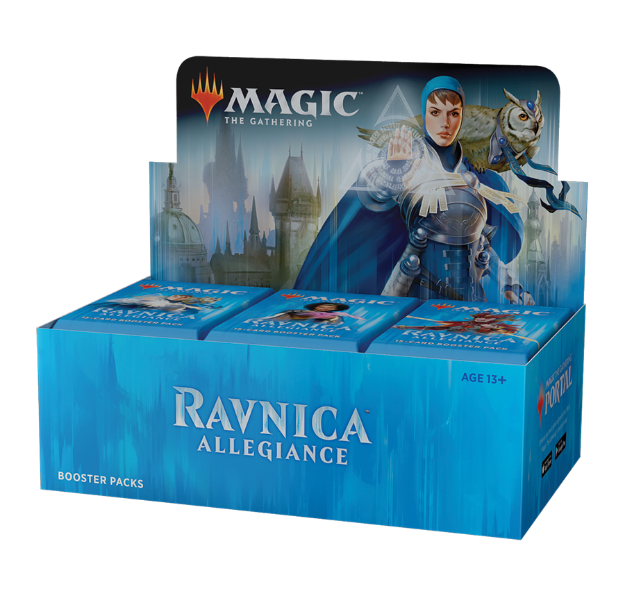 Ravnica Allegiance Booster Display EN - OutpostGaming - Stay Safe
