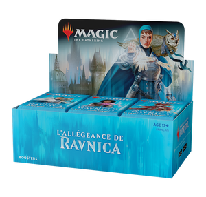 L'Allégeance de Ravnica Booster Display FR - OutpostGaming - Stay Safe
