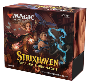 Strixhaven: L'académie des Mages Bundle FR