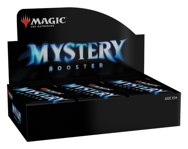 Mystery Booster Display EN - OutpostGaming - Stay Safe