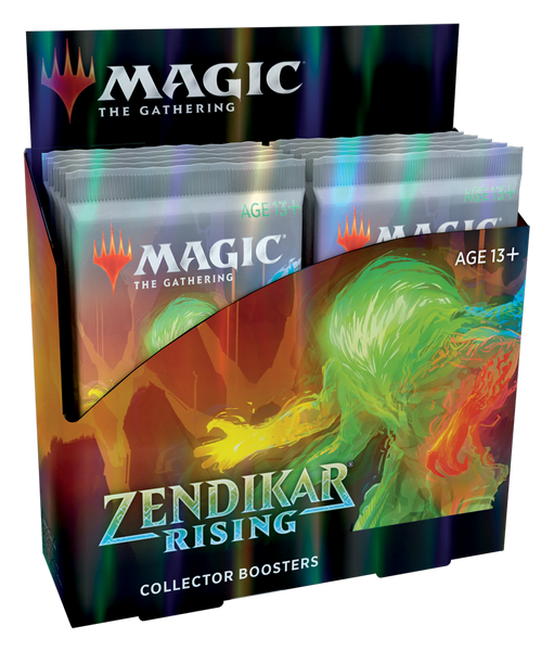 Zendikar Rising Collector Booster Display EN - OutpostGaming - Stay Safe