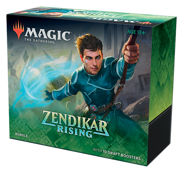 Zendikar Rising Bundle FR - OutpostGaming - Stay Safe