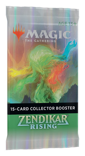 Zendikar Rising Collector Booster FR - OutpostGaming - Stay Safe