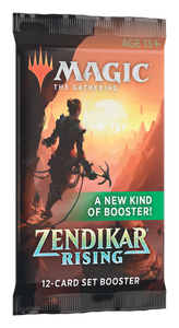 Zendikar Rising Set Booster EN - OutpostGaming - Stay Safe