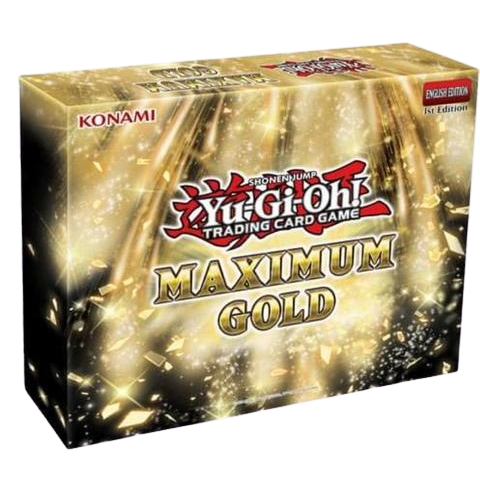 Maximum Gold Tuckbox