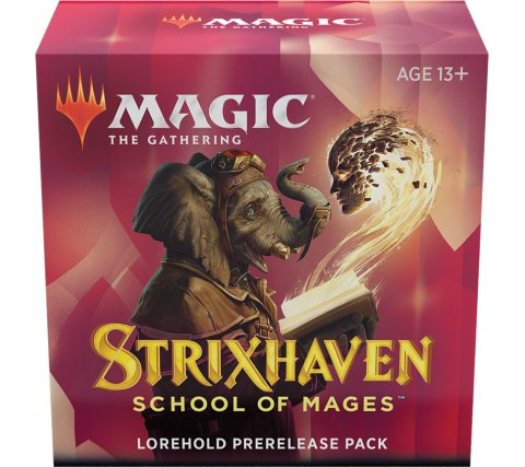 Strixhaven: School of Mages Prerelease Pack Lorehold EN