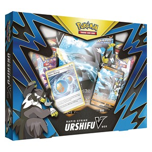 Rapid Strike Urshifu V Box EN