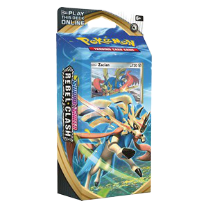 Rebel Clash: Zacian Theme Deck EN