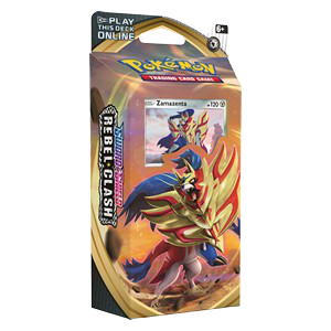 Rebel Clash: Zamazenta Theme Deck EN