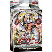 Yu-Gi-Oh! Structure Deck: Cyber Dragon Revolution EN - OutpostGaming - Stay Safe