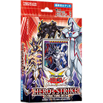 Yu-Gi-Oh! Structure Deck: Hero Strike EN - OutpostGaming - Stay Safe