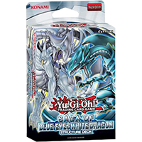 Yu-Gi-Oh! Structure Deck: Saga of Blue-Eyes White Dragon EN - OutpostGaming - Stay Safe