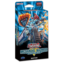 Yu-Gi-Oh! Structure Deck: Mechanized Madness EN - OutpostGaming - Stay Safe