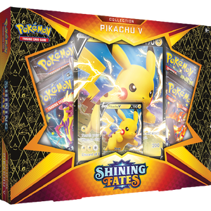 Shining Fates Collection Pikachu V Box