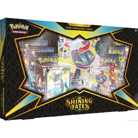 Shining Fates Premium Collection Shiny Dragapult VMAX