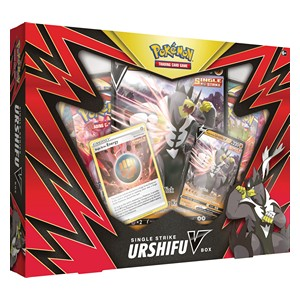 Single Strike Urshifu V Box EN