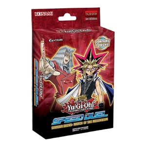 Speed Duel Starter Deck Match of the Millenium EN