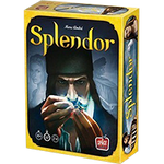 Splendor EN/NL/FR - OutpostGaming - Stay Safe