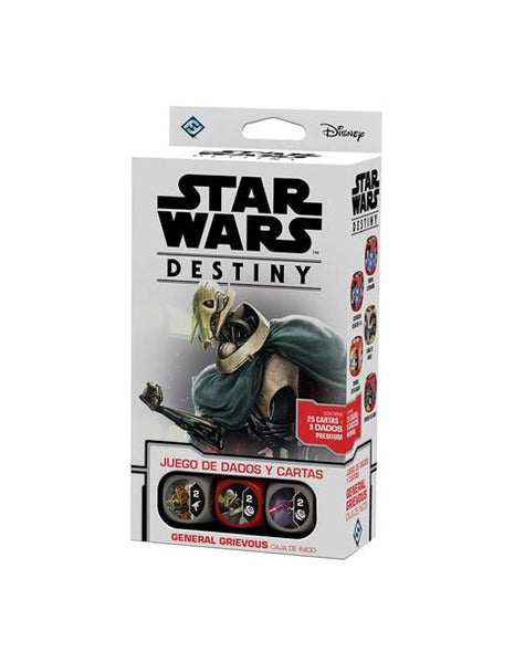 Star Wars Destiny: General Grievous Starter Set EN