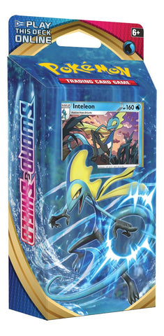 Sword & Shield Theme Deck Inteleon EN