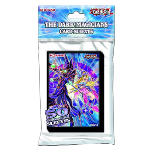 YGO The Dark Magicians 50 Sleeves Small Size