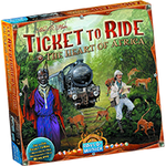 Ticket to Ride The Heart of Africa EN