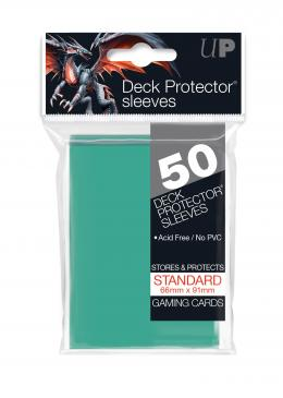 Ultra Pro Aqua 50 Sleeves Standard Size - OutpostGaming - Stay Safe