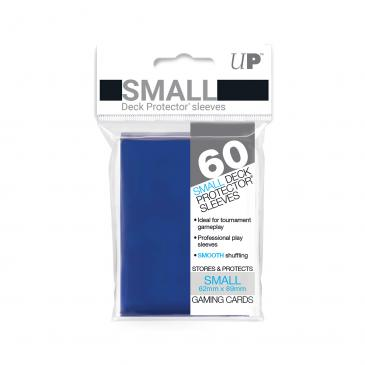 Ultra Pro Blue 60 Sleeves SMALL Size - OutpostGaming - Stay Safe