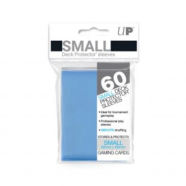 Ultra Pro Light Blue 60 Sleeves SMALL Size - OutpostGaming - Stay Safe