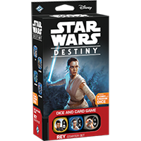 Star Wars Destiny: Rey Starter Set EN