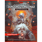 D&D RPG Dungeon of the Mad Mage: Maps and Miscellany EN