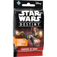 Star Wars Destiny: Empire at War Booster EN