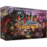 Tiny Epic Defenders: The Dark War EN
