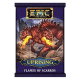 Epic Card Game: Uprising - Flames of Scarros booster EN
