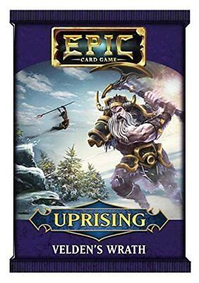 Epic Card Game: Uprising - Velden's Wrath booster