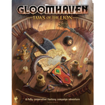 Gloomhaven Jaws of the Lion EN