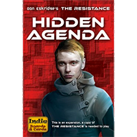The Resistance: Hidden Agenda EN