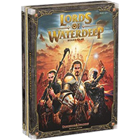 D&D Lords of Waterdeep boardgame EN