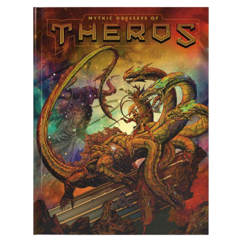Dungeons & Dragons Next Mythic Odysseys of Theros Alternate Cover EN
