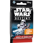 Star Wars Destiny: Spirit of Rebellion booster FR
